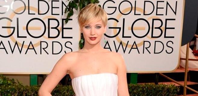 Jennifer Lawrence es la mujer más sexy de 2014