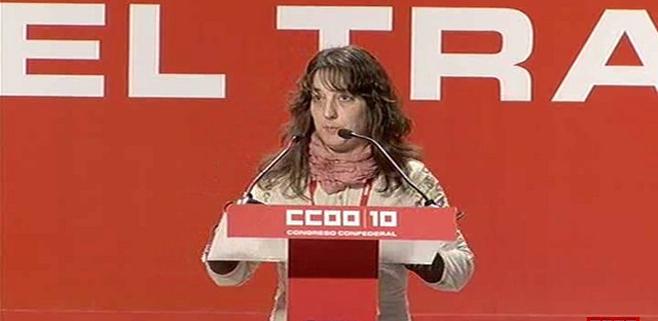 Fiscalía pide 4 años y medio de prisión para la líder de CCOO, Katiana Vicens