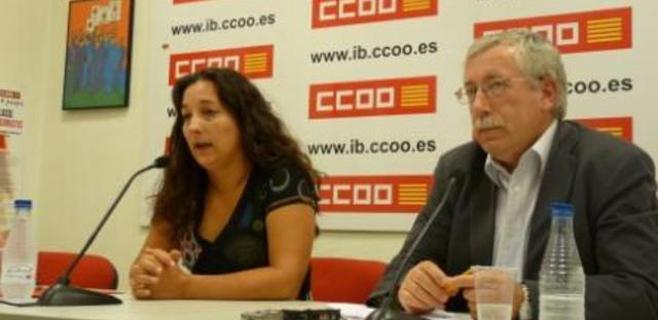 CCOO niega el uso de dinero público para cursos de formación (2007-2011)