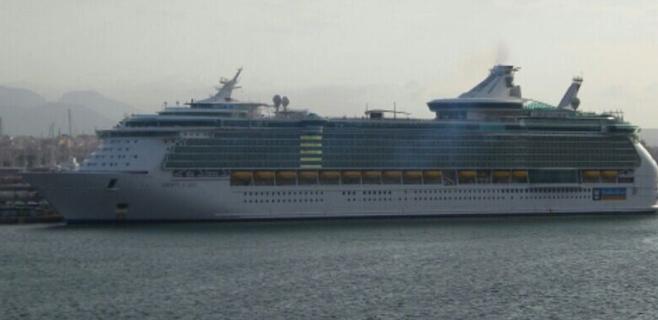 Los cruceristas han aumentado en Balears un 82% en el primer trimestre
