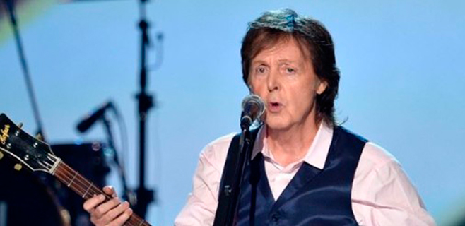 Paul McCartney, hospitalizado