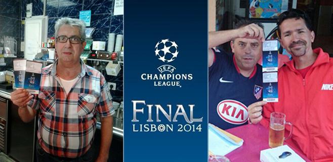 2 peñas mallorquinas estarán en Lisboa