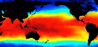 Los científicos vaticinan un gran 'El Niño' en el Pacífico