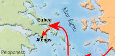 Terremoto en el Mar Egeo