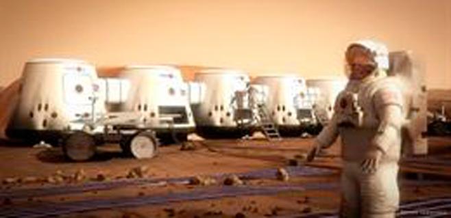 La llegada del hombre a Marte sería viable en 2039