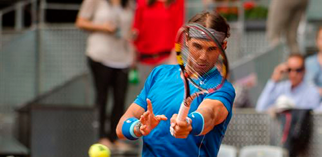 Nadal mantiene su ventaja sobre Djokovic tras Madrid