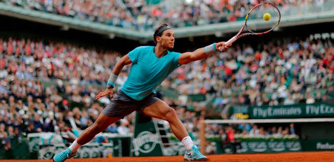 Nadal avanza en Roland Garros y ya está en octavos