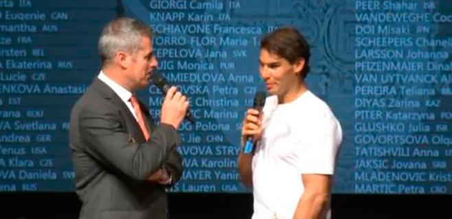 Nadal debutará con Ginepri en Roland Garros