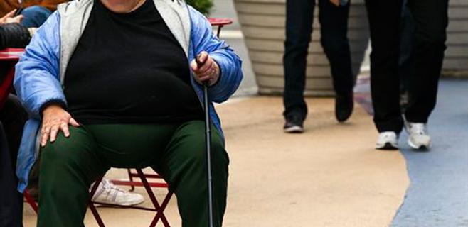 La crisis agudiza la obesidad en España