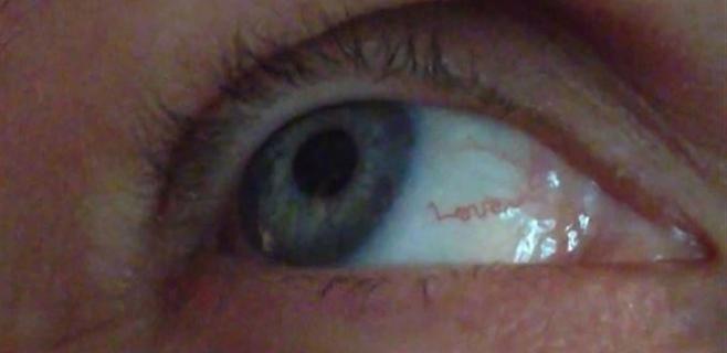 El amor está en el ojo