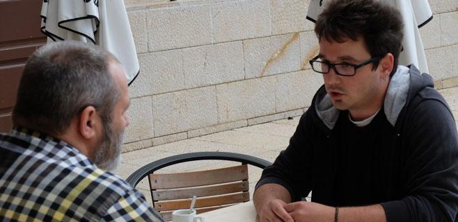 Carlos Saura, participante de Podemos Mallorca