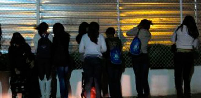 Redada policial en la Platja de Palma