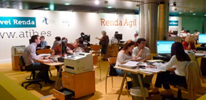 Renta Ágil hace la Declaración de la Renta en 35 municipios de las islas