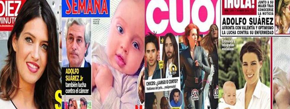 Resumen de las revistas del corazón