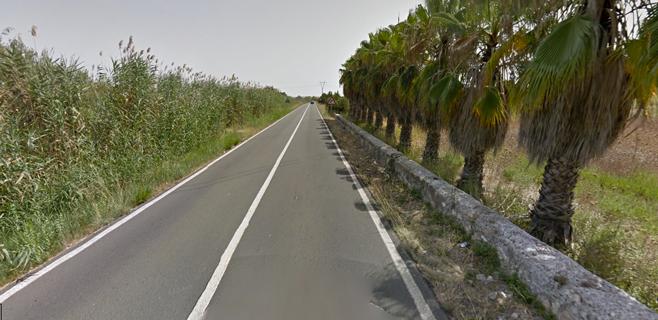 Un hombre de 50 años fallece en un accidente de carretera en Sa Pobla