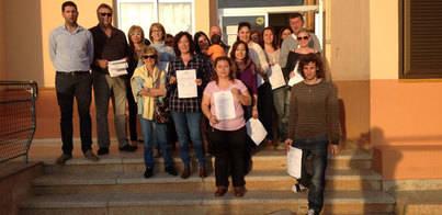 70 vecinos de Ses Salines se gradúan en inglés y alemán