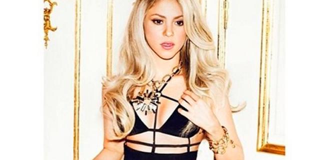 Playboy ofrece una portada a Shakira