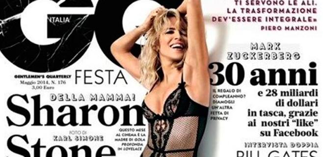 Sharon Stone revive
