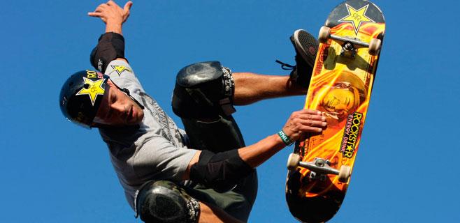 Palma acoge el campeonato mundial de skateboard