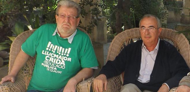 Cristòfol Soler apoya a Jaume Sastre