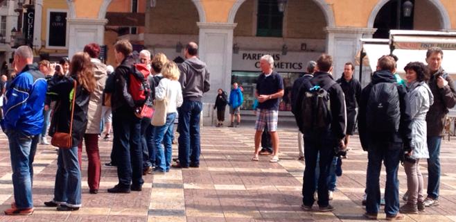 Abril confirma cuatro meses de caída en la llegada de turistas a Balears