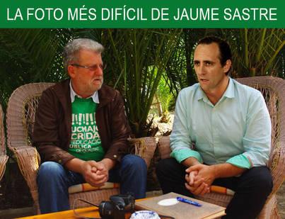 La foto imposible de Jaume Sastre