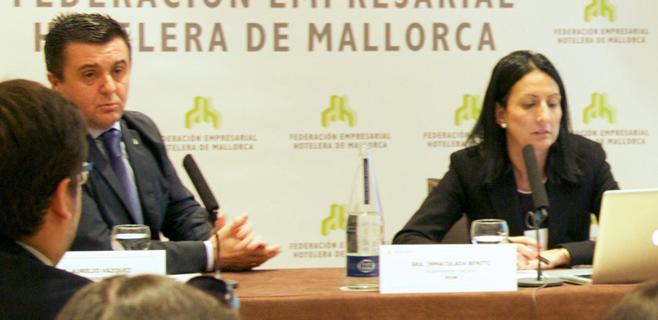 Bauzá responderá sobre la intención hotelera de externalizar sus servicios