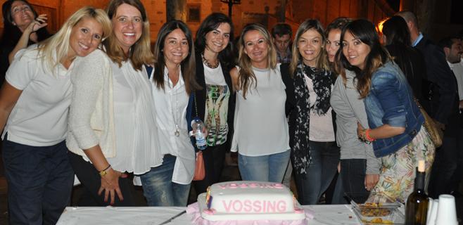 Gran éxito de acogida de Vossing