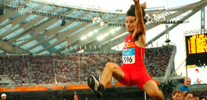 Muere el atleta Yago Lamela