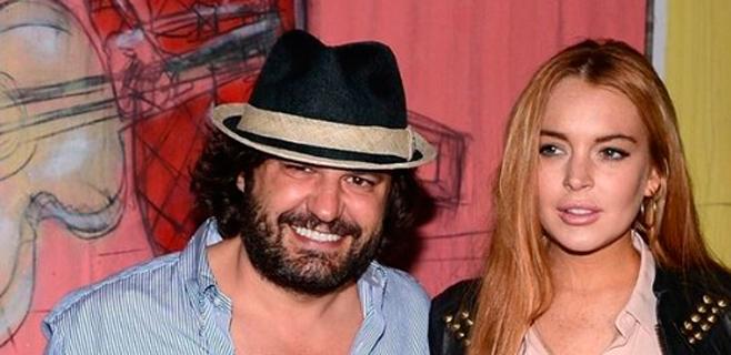 Domingo Zapata, posible padre del hijo de Lindsay Lohan