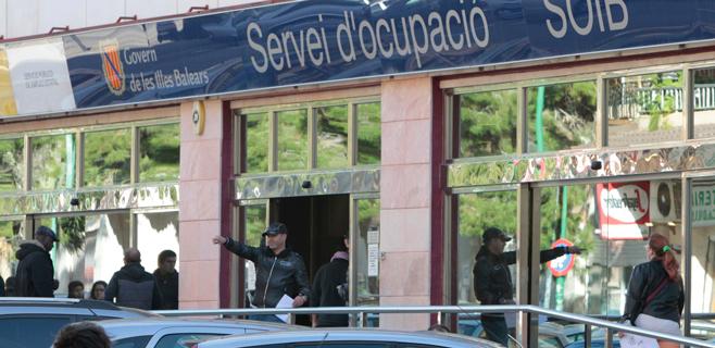 Balears gana otra batalla al desempleo en mayo con 7.952 parados menos
