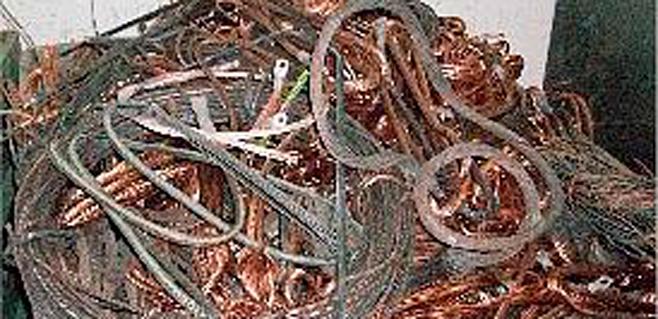 Detenidos los autores de robos de cobre en Santa Margalida y Sa Pobla