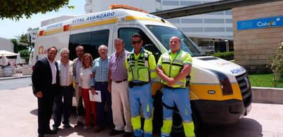Juaneda dará servicio médico-asistencial en Magaluf