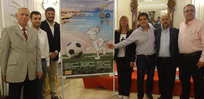 El European Football Championship se disputa en Marratxí