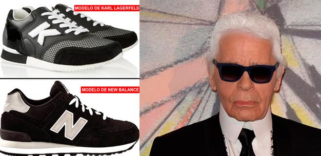 Karl Lagerfeld demandado por plagio