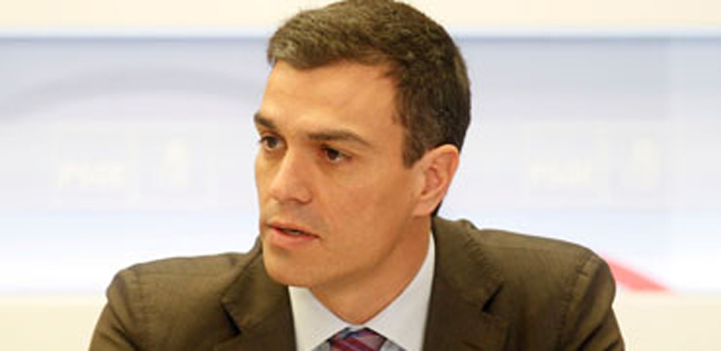 S�nchez gana a sus rivales en la recogida de avales baleares del PSOE