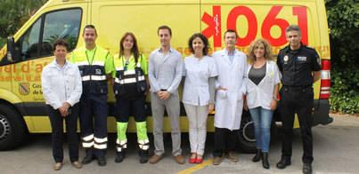 Santanyí ya tiene una ambulancia los 365 días