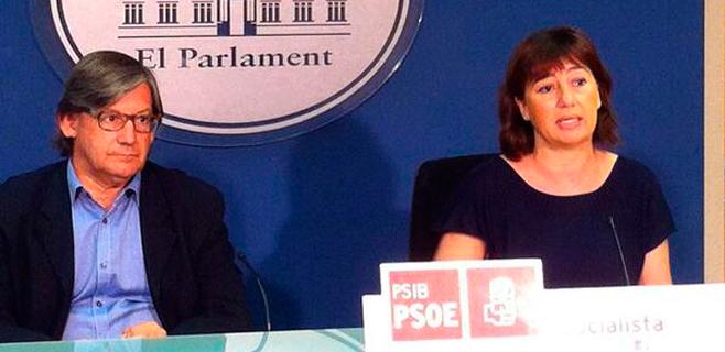 No habrá directrices a senadores y diputados del PSIB en la abdicación