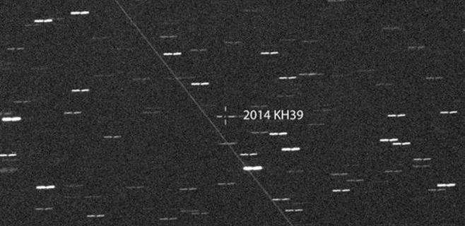 Dos asteroides pasarán muy cerca de la Tierra
