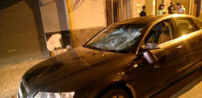 Muere un hombre después de ser atropellado en la calle Aragón de Palma