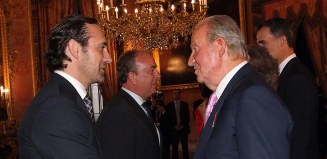 El Govern felicita al rey Felipe VI