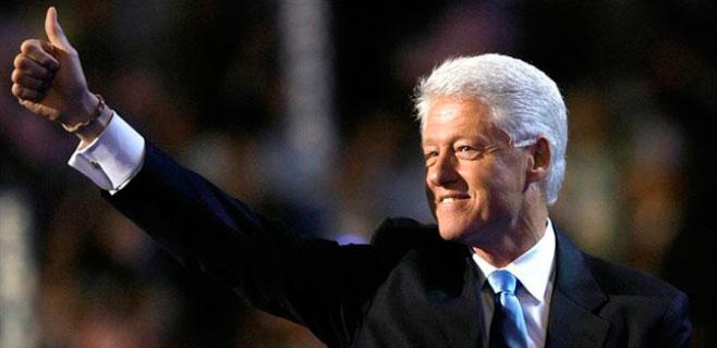 Clinton es el presidente de EEUU más admirado en 25 años