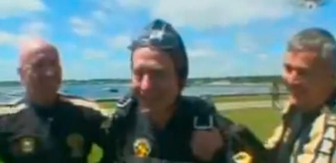 George Bush cumple 90 años saltando en paracaídas