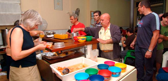 Crece un 16'6% el número de personas que acuden a Cáritas en Mallorca