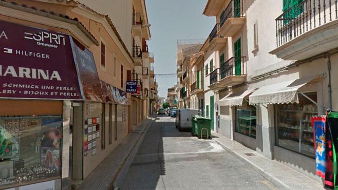 Detenido el presunto asesino del dueño del restaurante de Porto Cristo