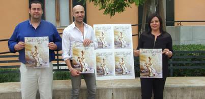 Marratxí elige el cartel de Jorge Cabral para Sant Marçal'14