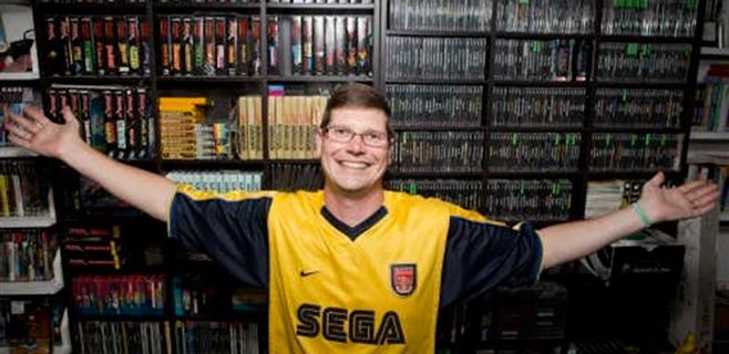 Se subasta la mayor colección de videojuegos del mundo