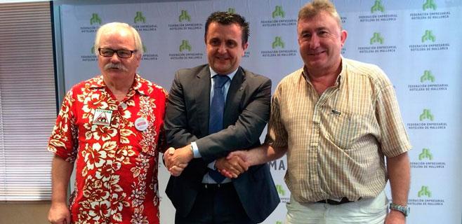El nuevo convenio balear de hostelería se puede prorrogar hasta el año 2021
