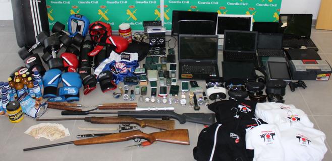 Cinco detenidos por robos con extrema violencia en Palmanova y Magaluf