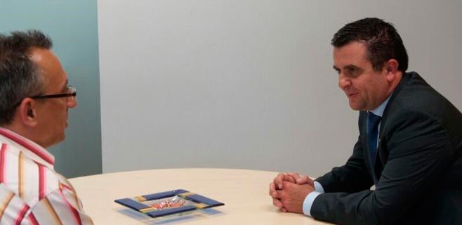 Aurelio Vázquez propone un nuevo eje Canario-Balear